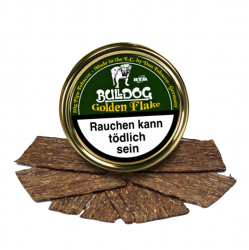 Bulldog Golden Flake 50g