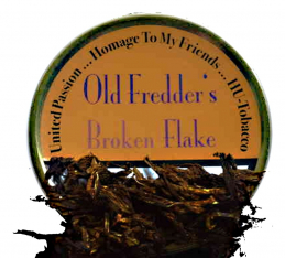 Hommage To My Friends Old Fredders Broken Flake 100g