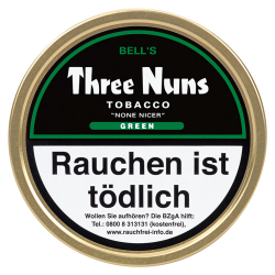 Bell's Three Nuns Green Tobacco None Nicer 50g