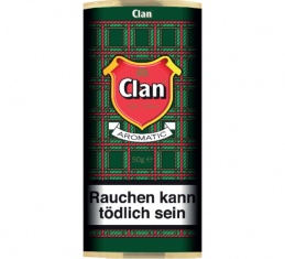 Clan Aromatic 50g Pipe Tobacco