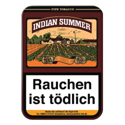 Indian Summer Golden Tobaccos Indian Cut 100g