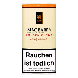Mac Baren Golden Blend 50g