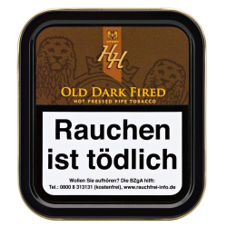 Mac Baren HH Old Dark Fired Flake 50g