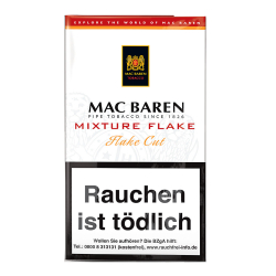 Mac Baren Mixture Flake Cut 50g