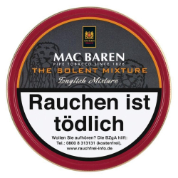 Mac Baren Solent Mixture English Blend 100g