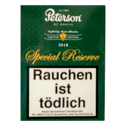 Peterson of Dublin Special Reserve 2018 100g Limited Editon