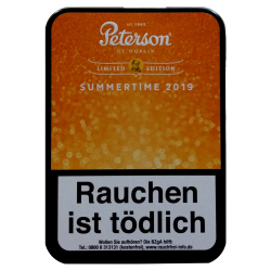 Peterson of Dublin Limited Edition Summertime 2019 100g