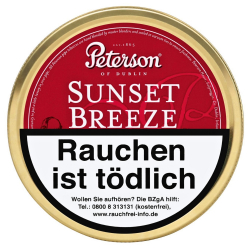 Peterson of Dublin Sunset Breeze 50g