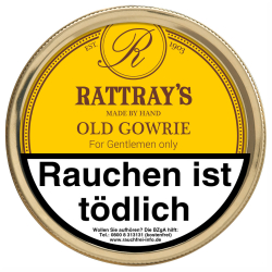 Rattray`s Old Gowrie 50g