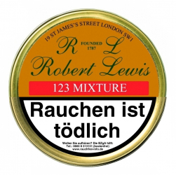 Robert Lewis 123 Mixture 50g