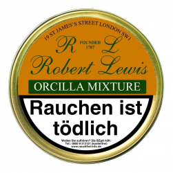 Robert Lewis Orcilla Mixture 50g