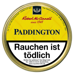 Robert McConnell Heritage Paddington 50g