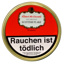 Robert McConnell Scottish Flake 50g