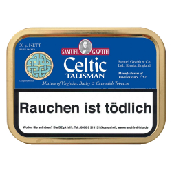 Samuel Gawith Celtic Talisman Mixture 50g