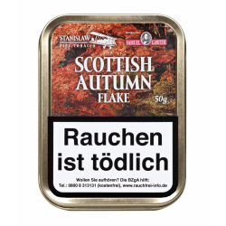 Samuel Gawith Scottish Autumn Flake 50g