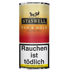 Stanwell Red & Gold 40g