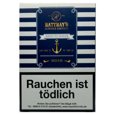 Rattray's Summer Edition 2019  100g