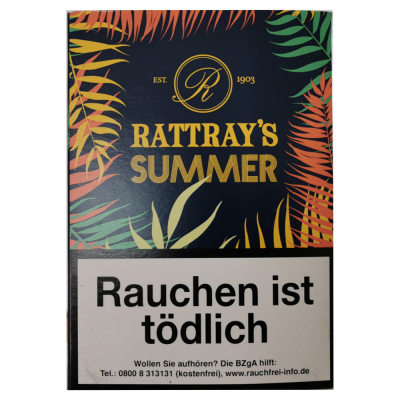 Rattray's Summer Edition 2020 100g