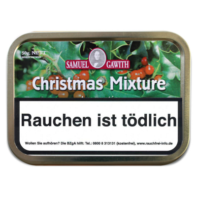 Samuel Gawith Christmas Mixture 50g