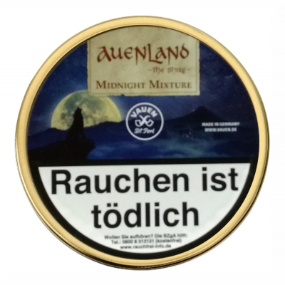 Vauen Auenland The Shire Midnight Mixture 50g