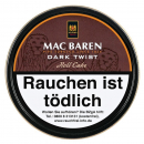 Mac Baren Dark Twist Roll Cake 100g
